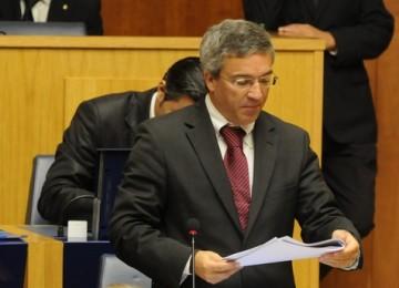 ASSEMBLEIA LEGISLATIVA DA MADEIRA, ORÇAMENTO RECTIFICATIVO 2012, LINO ABREU.TERESA GONÇALVES.05/12/12