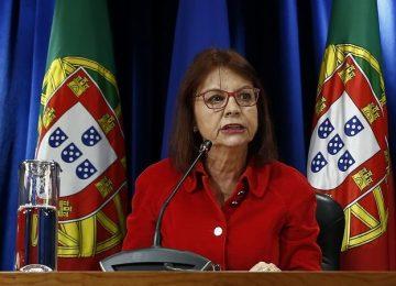 A ministra da Presidência e da Modernização Administrativa, Maria Manuel Leitao Marques, LIsboa 21 de janeiro de 2016. ANTÓNIO COTRIM/LUSA
